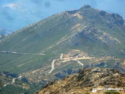 Pico Santuy; El Cerrón; grupos viajes viaje en grupo;nacimiento del rio manzanares